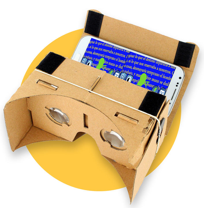 Supervision with Google Cardboard
